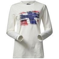 Bergans of Norway Women's Norway Long-Sleeve Shirt