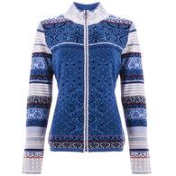 Icelandic Design Women's Chloe Full Zip Sweater