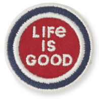 Life is Good LIG Coin Positive Patch