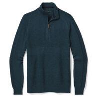 SmartWool Men's Ripple Ridge Half-Zip Sweater