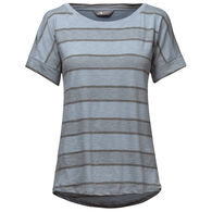 The North Face Women's Sand Scape Crew-Neck Short-Sleeve Top