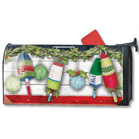 MailWraps Seas And Greetings Magnetic Mailbox Cover