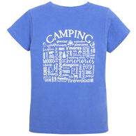 Where Life Takes You Women's Camping Activity Short-Sleeve T-Shirt
