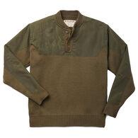 Filson Men's Henley Guide Long-Sleeve Sweater
