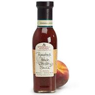 Stonewall Kitchen Peach Whiskey Sauce, 11 oz.