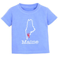 Lakeshirts Infant Stillwater Short-Sleeve T-Shirt