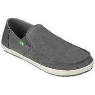 Sanuk Men's Rounder Hobo Slip-On Shoe