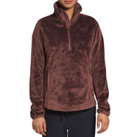 The North Face Women's Osito 1/4-Zip Fleece Pullover