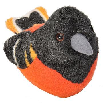 Wild Republic Audubon Stuffed Animal - Baltimore Oriole