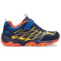 Merrell Boys' & Girls' Big Kid Moab FST Low A/C Waterproof Sneaker/Hiking Shoe