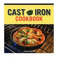 Cast Iron Cookbook By Joanna Pruess
