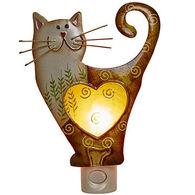 DecoFLAIR Electric Cat Nightlight