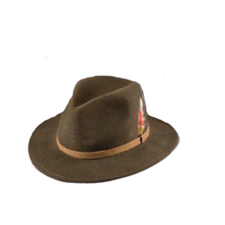 Broner Hats: Broner Men's Train Station Hat