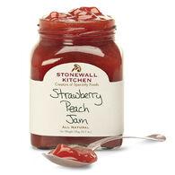 Stonewall Kitchen Strawberry Peach Jam - 12.5 oz.