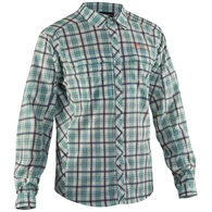 Grundens Men's Fly Bridge Long-Sleeve Shirt