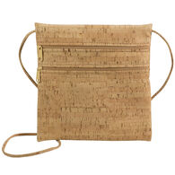 Natalie Therése Women's Be Lively 2 Rustic Cork Handbag