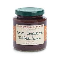 Stonewall Kitchen Dark Chocolate Toffee Sauce, 12 oz.