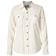 Royal Robbins Women's Cascade Cord Long-Sleeve Shirt