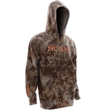 Nomad Mens Camo Logo Hoodie