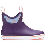 "Xtratuf Women's 6"" Salmon Sisters Ankle Deck Boot"