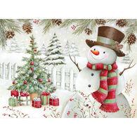 LPG Greetings Holiday Snowmen Boxed Christmas Cards