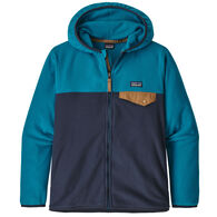 Patagonia Boy's Micro D Snap-T Fleece Jacket
