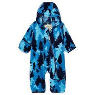 Hatley Infant Boy's Forest Camo Fuzzy Fleece Baby Bundler