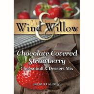 Wind & Willow Chocolate Covered Strawberry Cheeseball & Dessert Mix