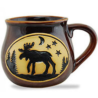 Cape Shore Maine Moose Bean Pot Mug