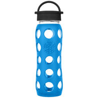 Lifefactory 22 oz. Glass Bottle w/ Classic Cap & Silicone Sleeve