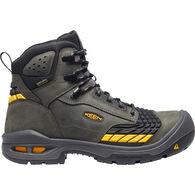 "Keen Men's Troy 6"" Carbon-Fiber Toe Waterproof Boot"