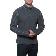 Kuhl Men's Thor Quarter-Zip Fleece Long-Sleeve Top