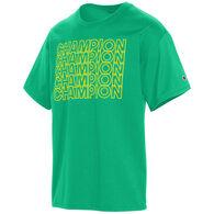 Champion Men's Classic Jersey Ringer Short-Sleeve T-Shirt