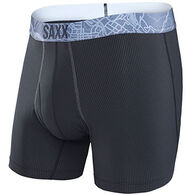 Saxx Underwear Men's Quest Boxer Brief