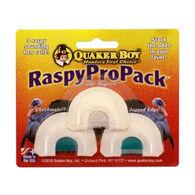 Quaker Boy Raspy Pro Diaphragm Call - 3 Pk.