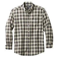 Pendleton Men's Big & Tall Airloom Merino Sir Pendleton Long-Sleeve Shirt