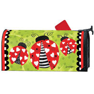 MailWraps Love Bug Magnetic Mailbox Cover