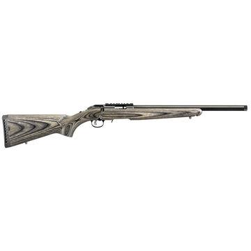 Ruger American Rimfire Target Threaded Barrel 22 WMR 18 9-Round Rifle