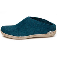 Glerups Unisex Slip On Felt Slipper