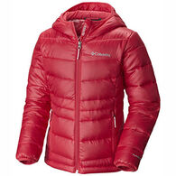 Columbia Girls' Gold 550 TurboDown Insulated Omni-Heat Jacket