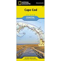 National Geographic Cape Cod National Seashore Trails Illustrated Map