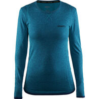 Craft Sportswear Women's Active Comfort RN Long-Sleeve Baselayer Top