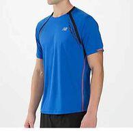 New Balance Men's Impact Short-Sleeve Running Shirt