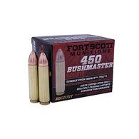 Fort Scott Munitions 450 Bushmaster 250 Grain SCS TUI Rifle Ammo (20)