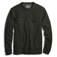 Toad&Co Men's Breithorn Crew Neck Sweater