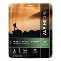 AlpineAire Three Cheese Lasagna Vegetarian Meal - 2 Servings