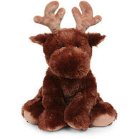 "Aurora Moose 14"" Plush Stuffed Animal"