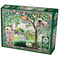 Outset Media Jigsaw Puzzle - Wind in the Whiskers