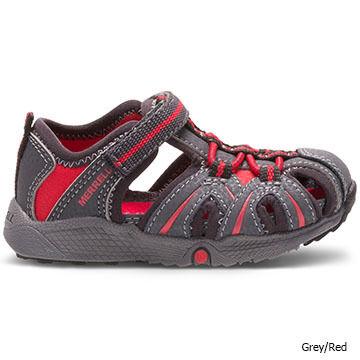 c0d73d4ea6f1 Merrell Infant Boys  Hydro Junior Sandal