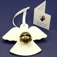 New England Bells Angel Keepsake Door Chime